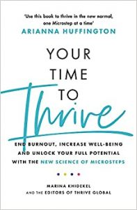 Your Time To Thrive Cover