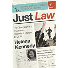 Just Law Helena Kennedy