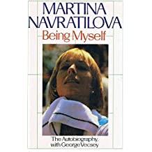 Martina Navratilova Being Myself