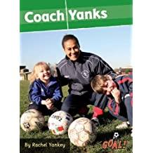 Coach Yanks Rachel Yankey