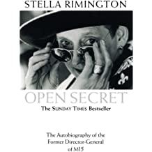 Stella Rimington Open Secret