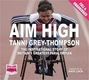 Aim High Tanni Grey-Thompson