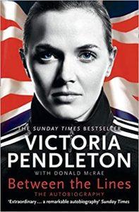 Between the Lines Victoria Pendleton